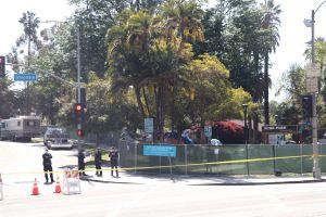 Desalojo en Echo Park divide a los vecinos del área