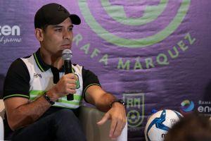 """El Tri ya espera al """"Káiser"""": Rafa Márquez comienza a brillar como entrenador en Europa"""