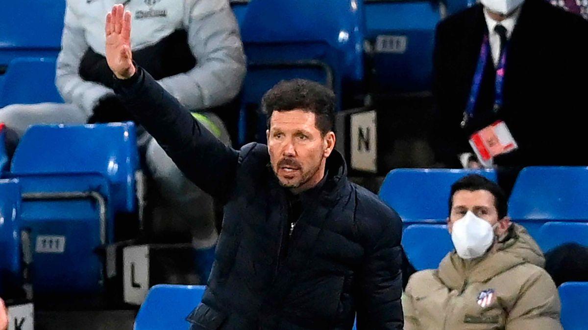 """El """"Cholo"""" en caída libre: La pesadilla del Atlético de Madrid en Champions League no termina"""