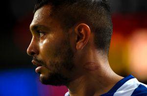 Tecatito le dice adiós a la Champions League