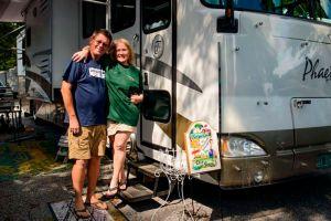 """""""Nomadland"""", así es la vida de los miles de personas que viven y viajan en casas rodantes por Estados Unidos"""