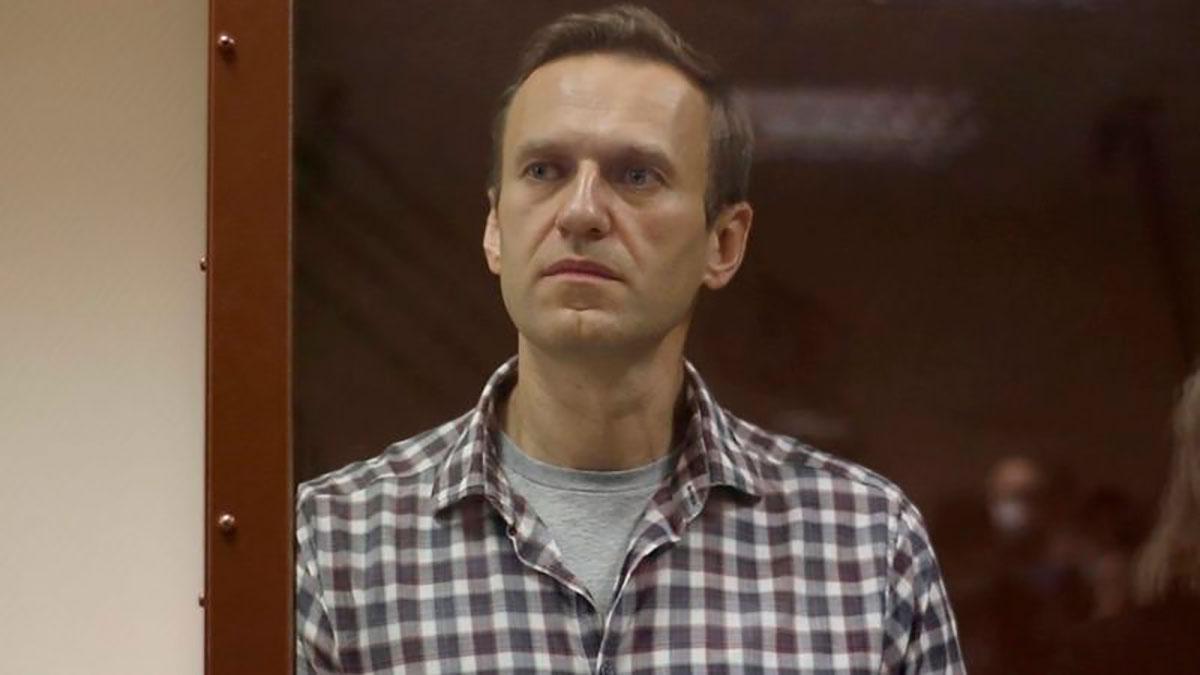 Navalny fue detenido y sentenciado a una pena de cárcel de más de dos años y medio.