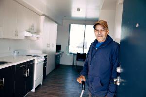 Nuevas viviendas en Skid Row para personas en necesidad