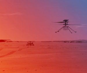 NASA pospone histórico vuelo de helicóptero Ingenuity en Marte