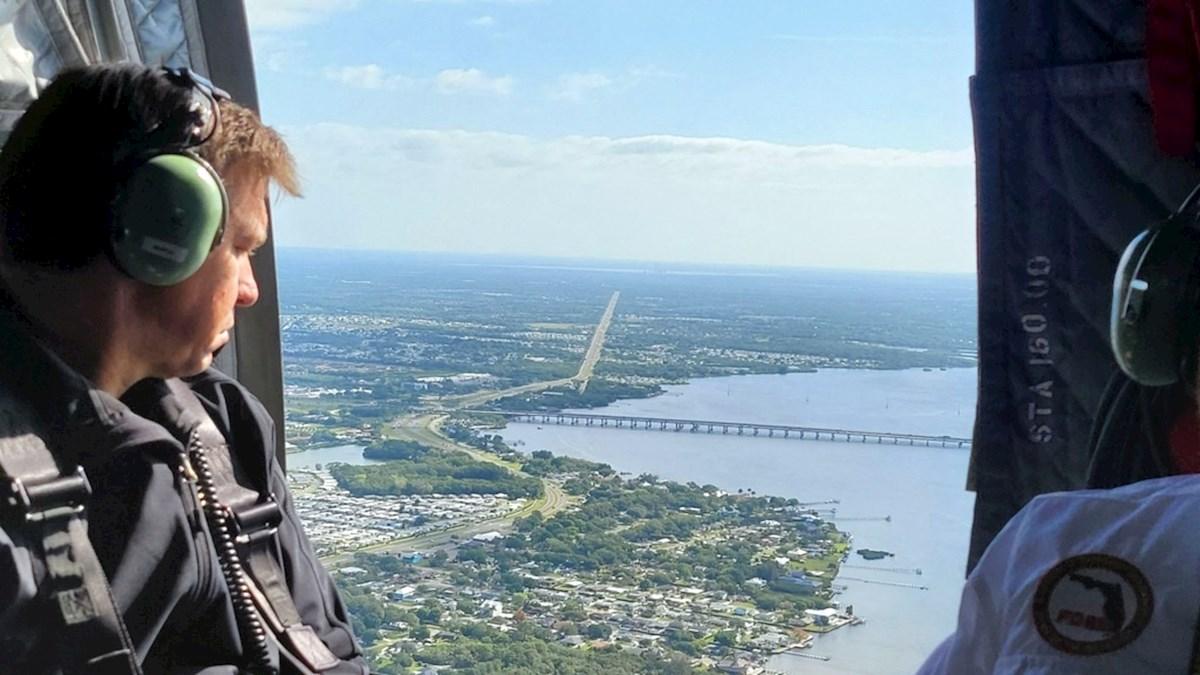 Florida en alerta ante fugas de desechos químicos que podrían contaminar la Bahía de Tampa
