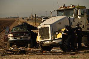 Sobrevivientes narran cómo fue el terrorífico accidente en el que murieron 13 inmigrantes en California