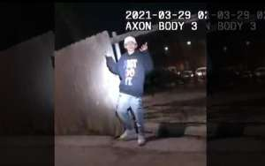 """VIDEO: """"Todo el mundo empezó a llorar"""", así fue la reacción de la familia Adam Toledo al ver cuando le dispararon"""