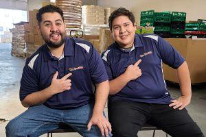 Por amor al taco: Hermanos latinos crean empresa de tortillas saludables