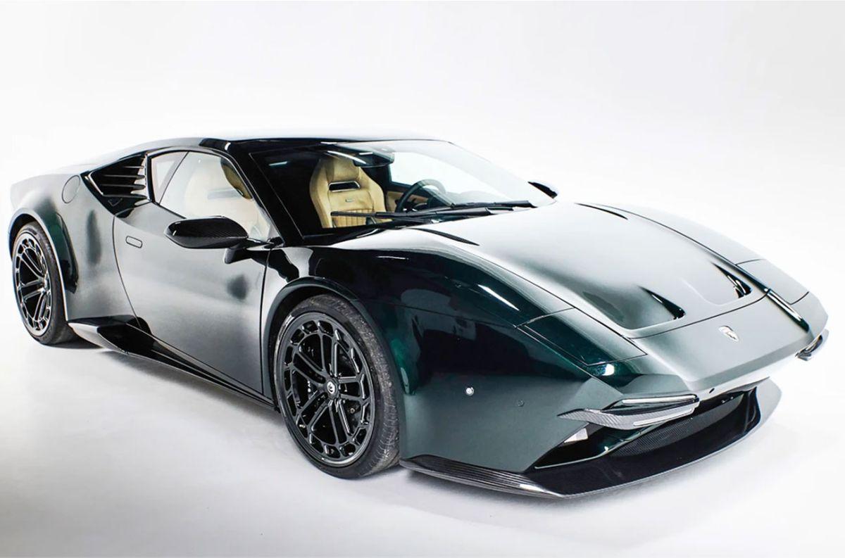 El deportivo inspirado en el De Tomaso Pantera se renueva