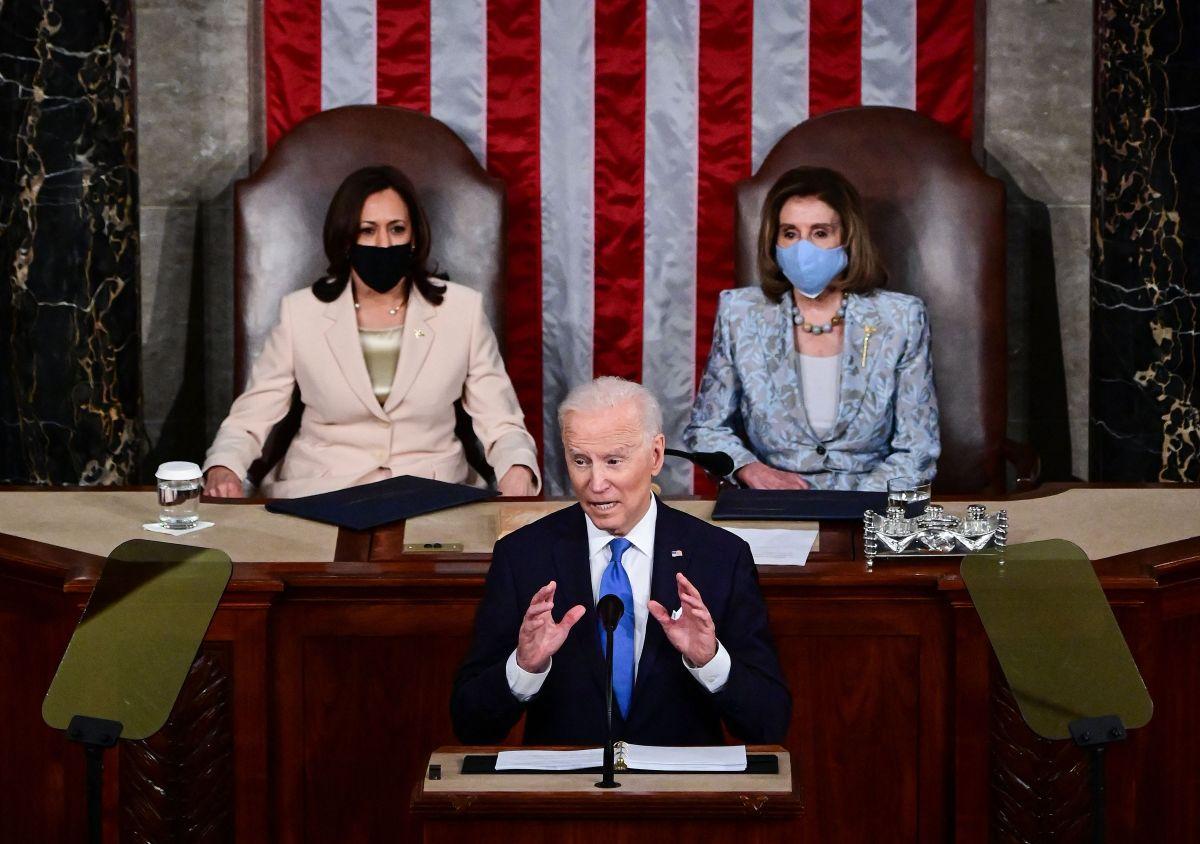 La Casa Blanca da a conocer el salario de Joe Biden y cuánto aporta de impuestos