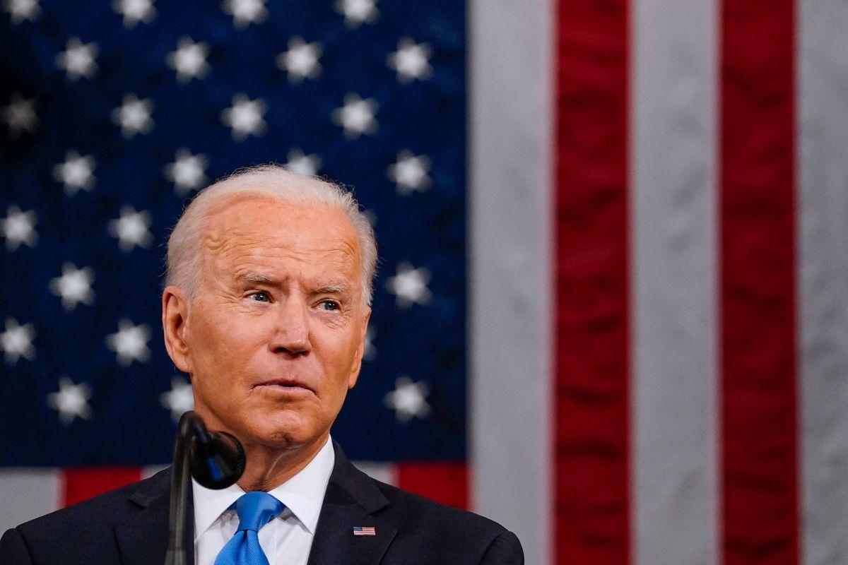 El país tiene rumbo económico y el mayor crecimiento en 40 años: Joe Biden