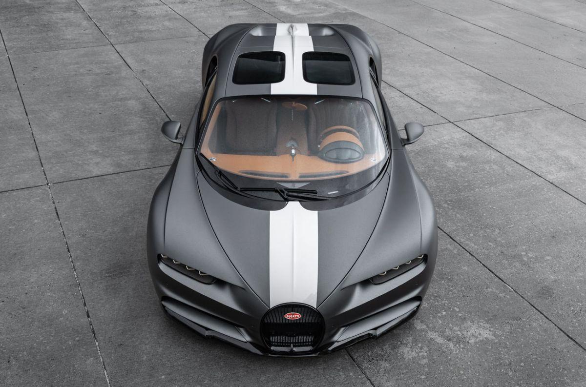 Bugatti presenta su exclusividad en Medio Oriente