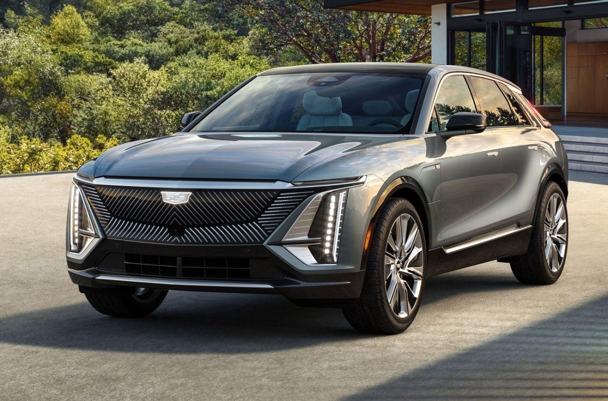El SUV cero emisiones de Cadillac estará disponible el año próximo