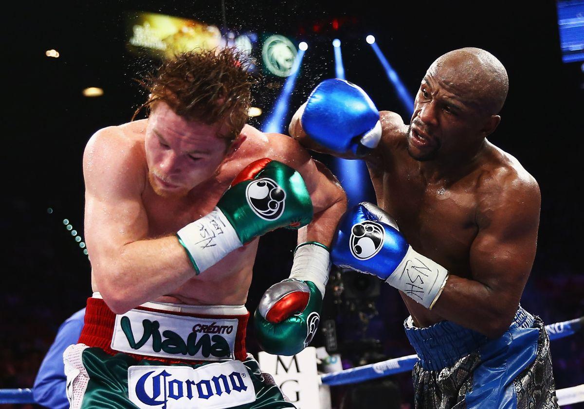 Saunders se inspira en Floyd Mayweather para pelear contra Canelo