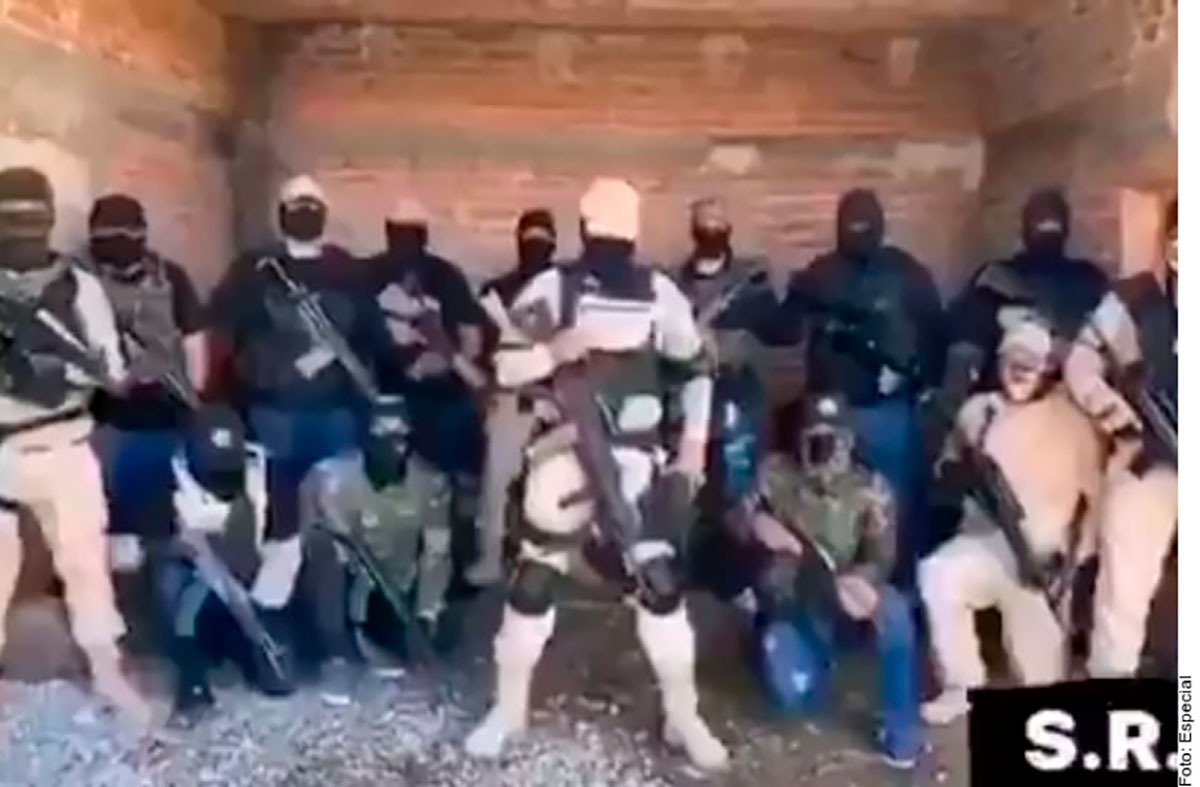 """""""El crimen organizado nunca se ha ido de México"""""""