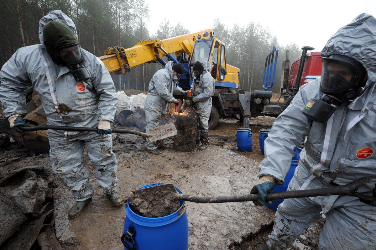 Científicos encontraron un vertedero masivo de químicos tóxicos como DDT en la costa de Los Ángeles