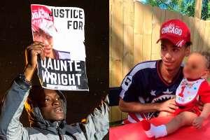 Minneapolis vive tercer día de protestas por la muerte del joven afroamericano Daunte Wright