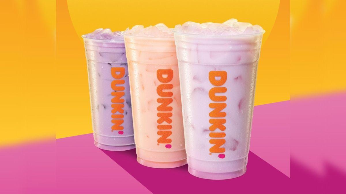 Dunkin' les da otra opción no láctea a sus clientes con la introducción de leche de coco a su menú