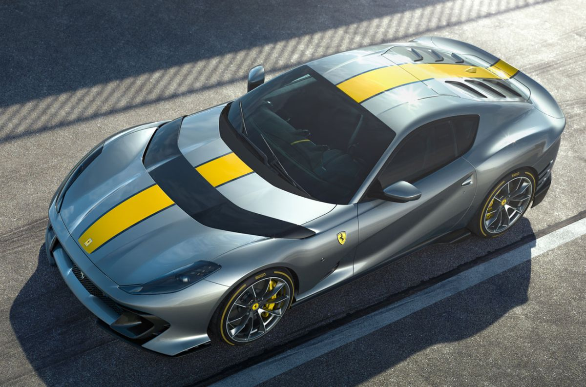 Ferrari prepara un 812 Superfast con 830 CV