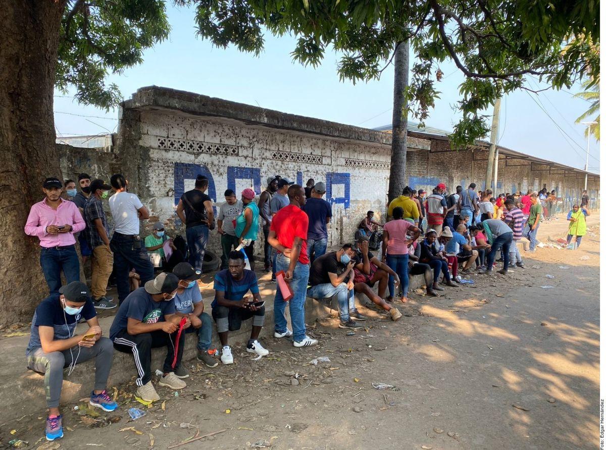 Ola de migrantes haitianos, que buscan llegar a EE.UU., burlan seguridad fronteriza de Guatemala y México y se establecen en Chiapas