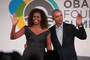 Barack y Michelle Obama celebran veredicto en caso George Floyd
