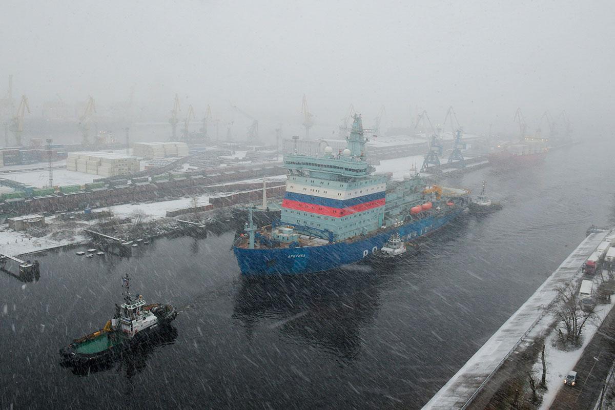 """Rusia incrementó su presencia militar en el ártico por lo que EE.UU. asegura que defenderá sus """"intereses"""" en la zona."""