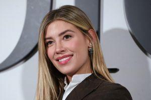 Michelle Salas ignora el revuelo causado por la serie sobre Luis Miguel