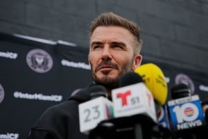 David Beckham será protagonista de una seria de Disney+