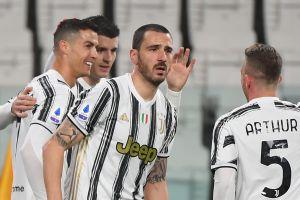 Futbolista de la Juventus da positivo por Covid-19