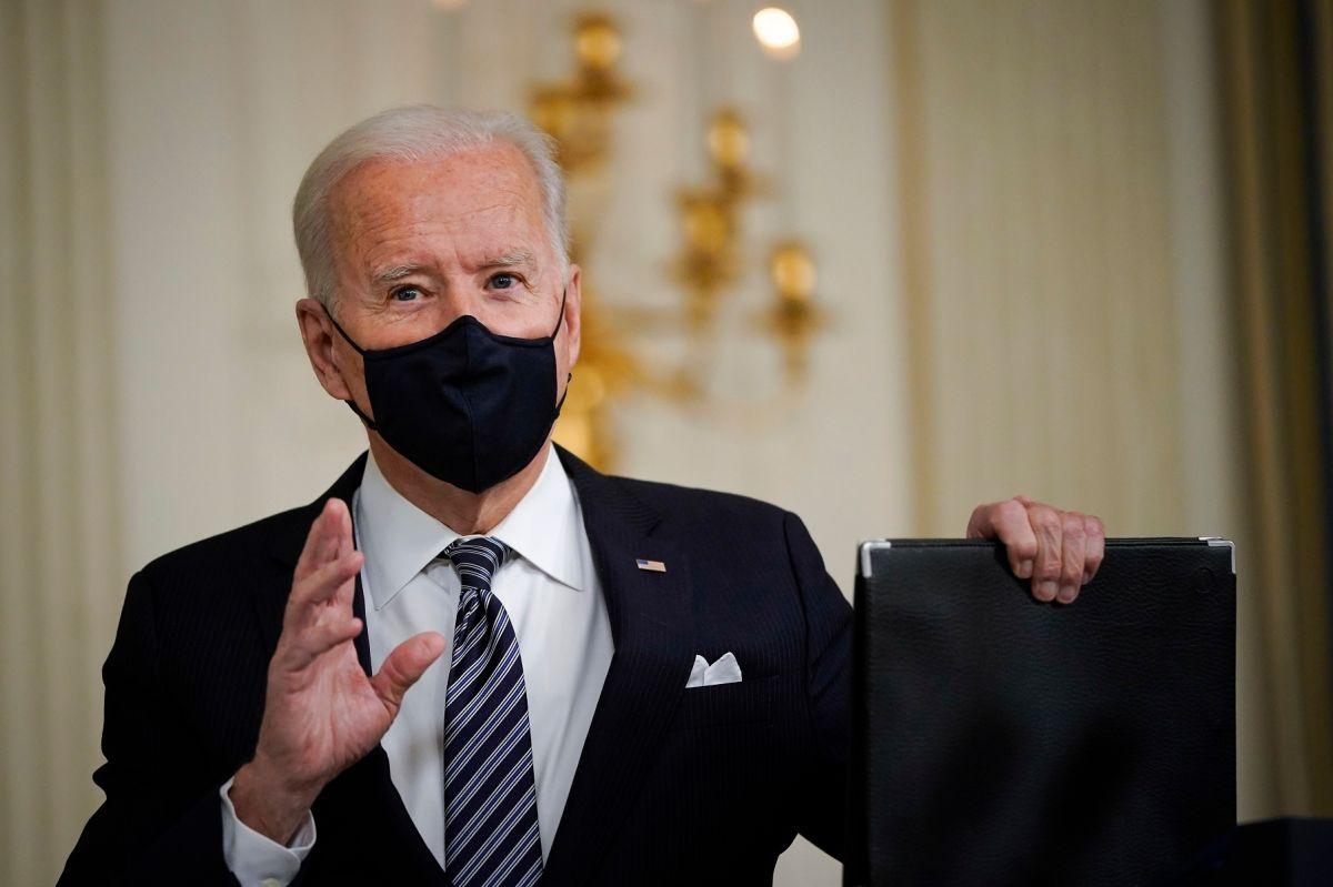 ¿Cuándo podría Biden decidir si hay un cuarto cheque de estímulo?