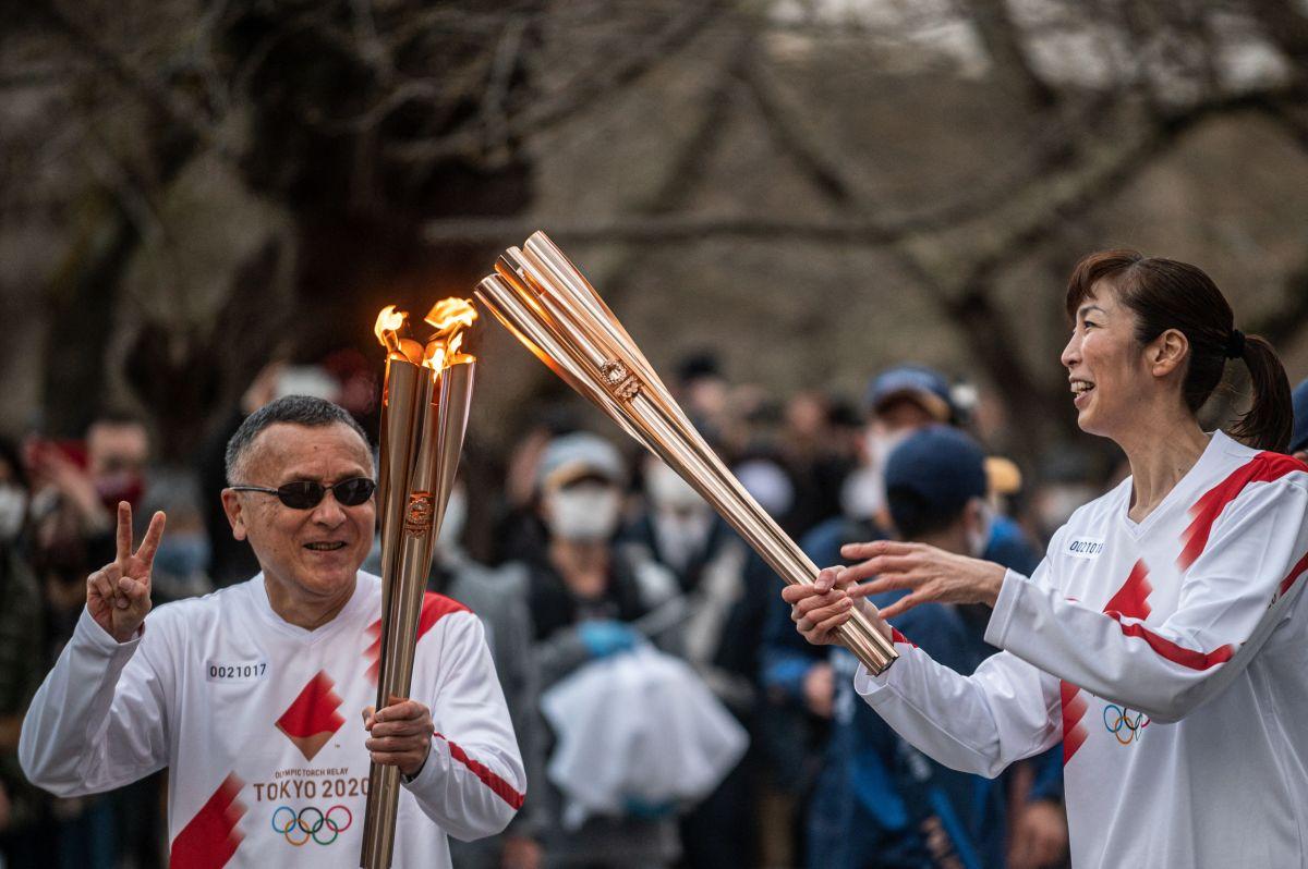 Estamos a tres meses de que se realice la ceremonia inaugural de los Juegos Olímpicos.