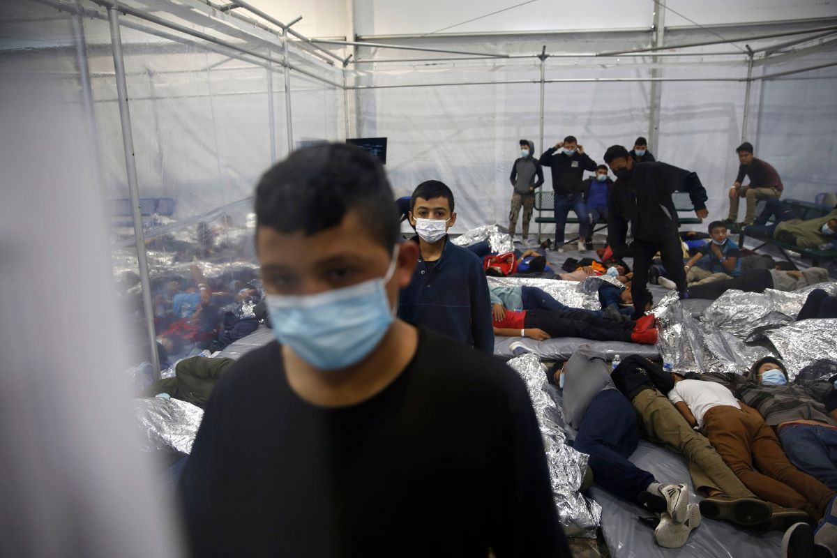 Aumentan 100% llegada de niños a la frontera y 71% de inmigrantes que cruzan sin papeles