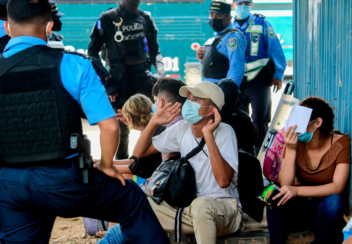 Honduras y Guatemala niegan que exista acuerdo con EE.UU. en materia de seguridad fronteriza