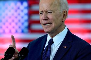 Biden lamenta que el Partido Republicano esté dividido como nunca antes se había visto