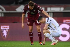 El peor momento de la Juventus no acaba: empató 2-2 con el Torino