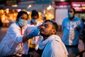 India supera a Brasil en contagios por COVID-19 y ahora es el segundo país con más infectados en el mundo