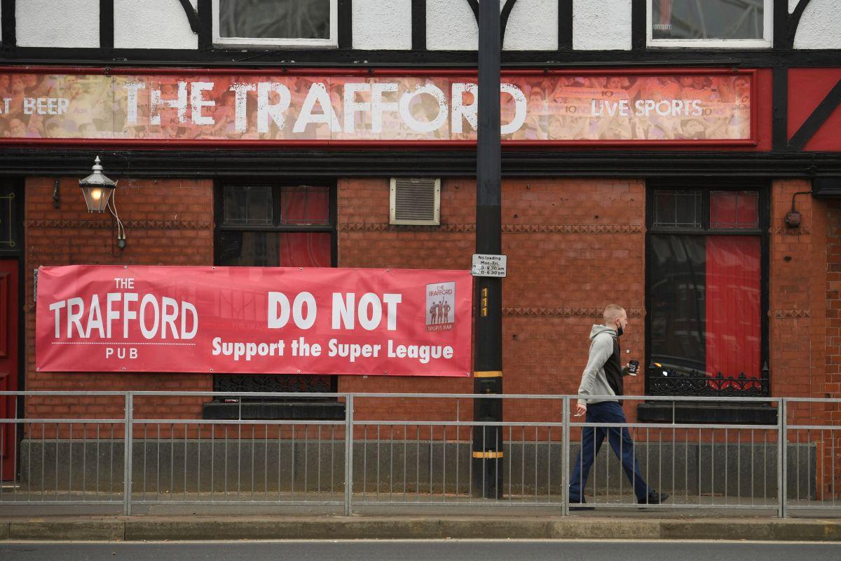 """Manchester niega haber permitido el ingreso de fanáticos a Old Trafford: """"Fue una actividad criminal"""""""