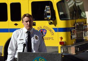 Niño y bebé que murieron en residencia de Las Vegas por un incendio son identificados