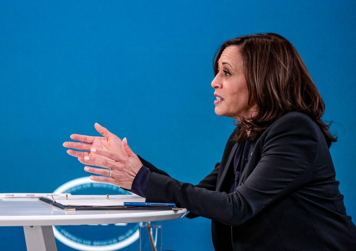 La vicepresidenta Harris no precisó cuándo viajará a Centroamérica y México.