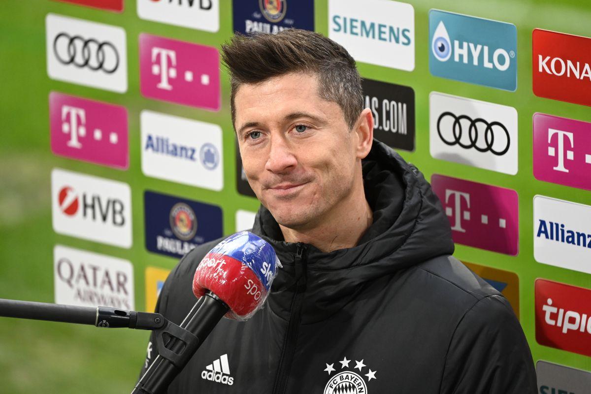 Lewandowski está ansioso por volver a las canchas