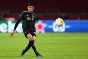 El Ajax del mexicano Edson Álvarez queda eliminado en la Europa League
