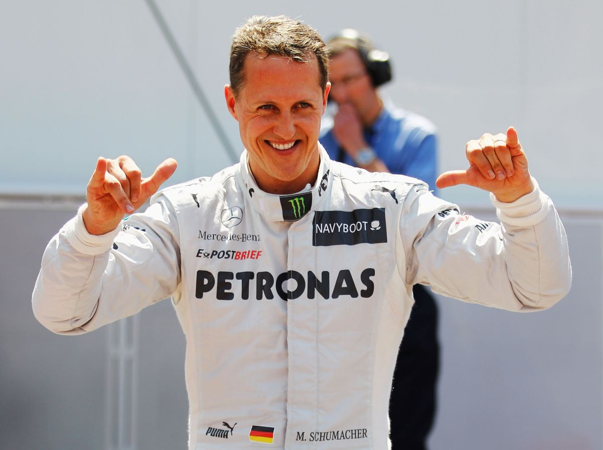 Michael Schumacher tendrá que desprenderse de su casa en Suiza.