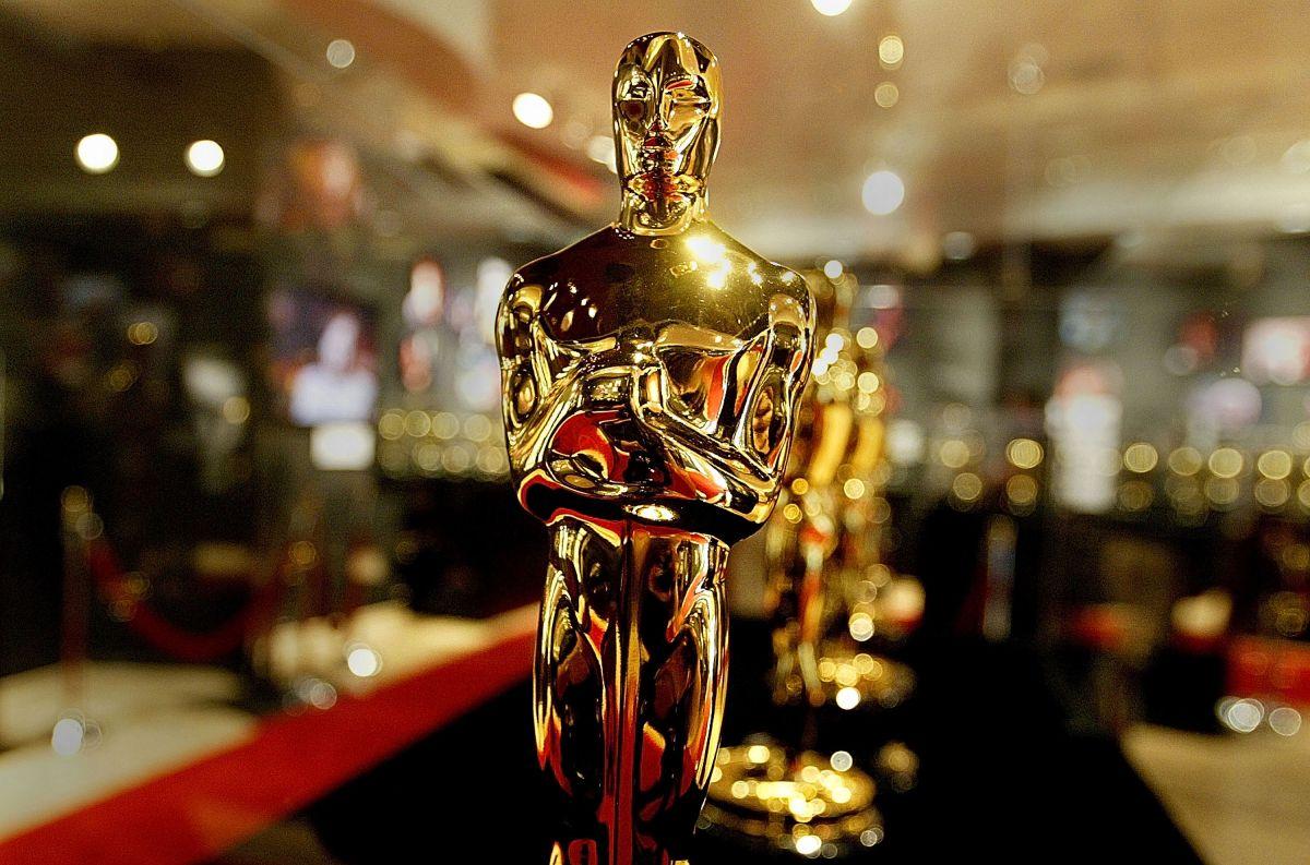 Estatuillas del premio Oscar.