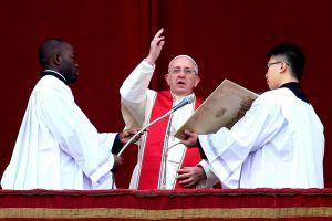 Papa Francisco pide cese de tensión militar entre Rusia y Ucrania