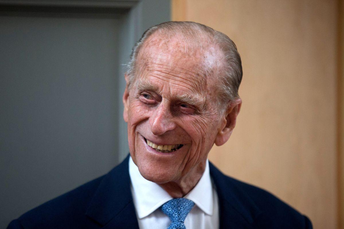 Felipe de Edimburgo, quien falleció el 9 de abril a los 99 años.