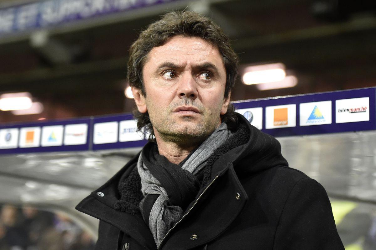 Ripoll tiene 40 encuentros al mando de la selección sub-21 de Francia.