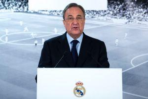 Florentino Pérez inicia el proceso de elecciones a la presidencia del Real Madrid