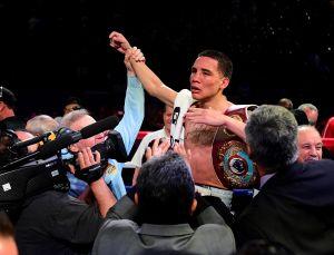Óscar Valdez desea pelear con Lomachenko y Gervonta Davis