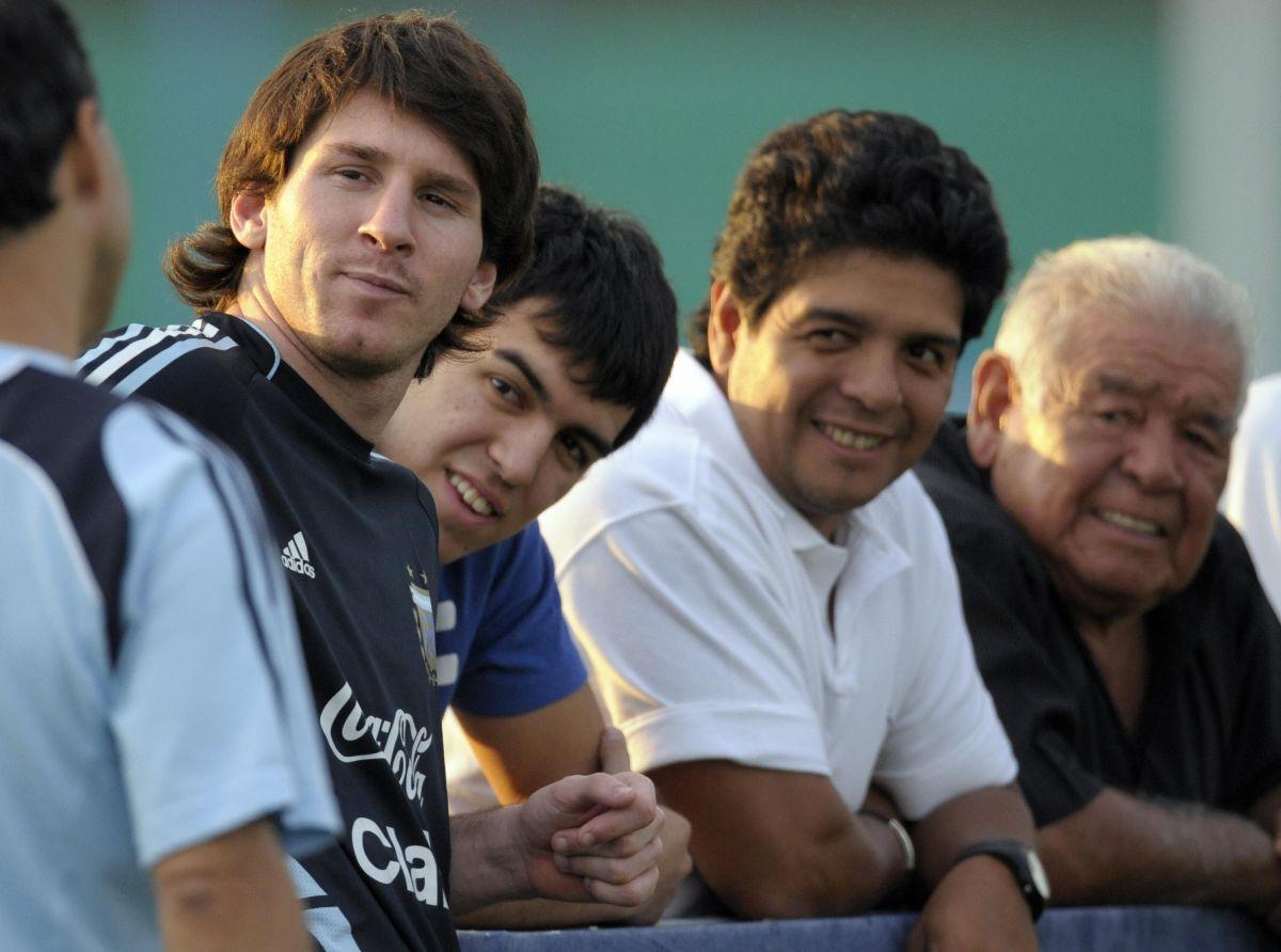 Raúl Maradona fue internado por Covid-19