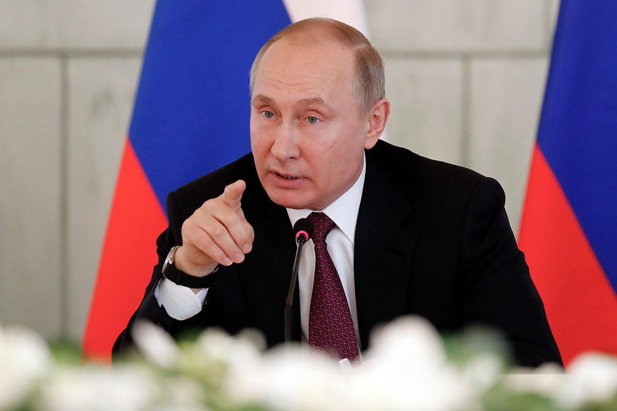 "Vladimir Putin advierte a Occidente que ""lamentará"" cualquier provocación contra Rusia"